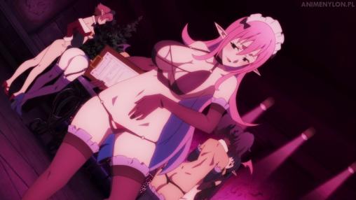 kono-subarashii-sekai-ni-shukufuku-wo-succubus-anime-demon-girls-thong-ass-lingerie-ecchi-panties-sexy