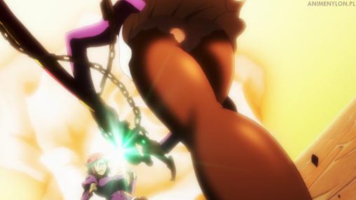 maken-ki-amaya-haruko-pantyhose-anime-girl-black-tights-nylon-legs-ass-upskirt-ecchi