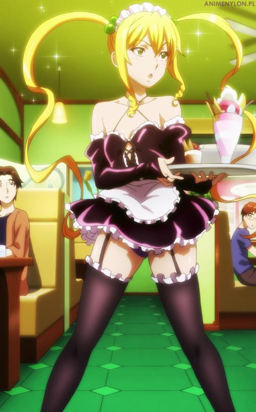 maken-ki-himegami-kodama-stockings-anime-maid-girl-sexy-legs-ecchi-blonde-twintails-kneesocks-thighhighs