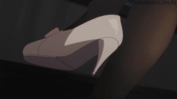 saenai heroine no sodatekata kasumigaoka utaha shoeplay anime girl stockings pantyhose tights high heels
